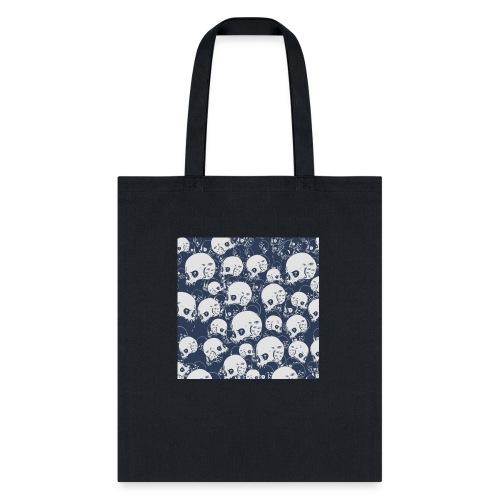 Skul Doodle - Tote Bag