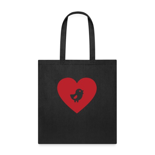 Heart Chick - Tote Bag