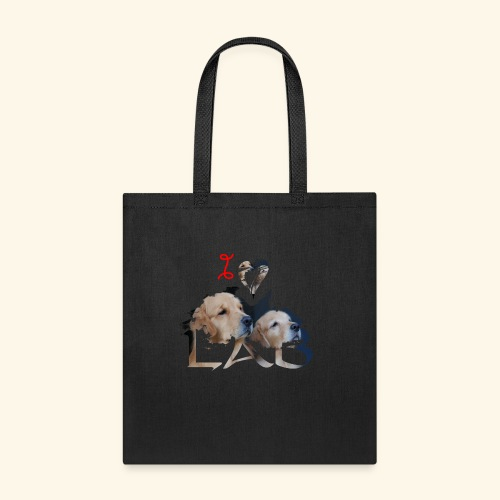 I love Lab - Tote Bag