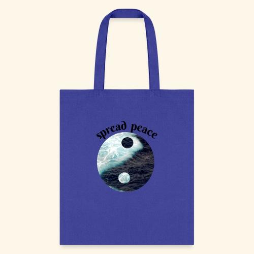 spread peace - Tote Bag