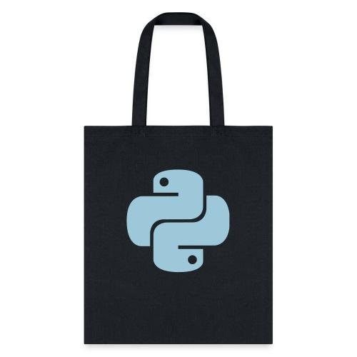 Python Logo - Tote Bag