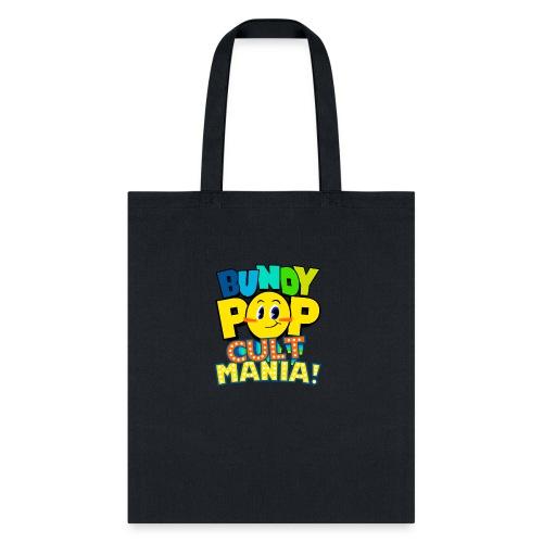 Bundy Pop Main Design - Tote Bag