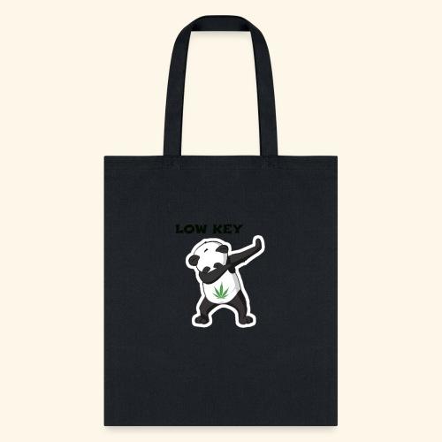 LOW KEY DAB BEAR - Tote Bag