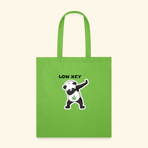 LOW KEY DAB BEAR - Tote Bag