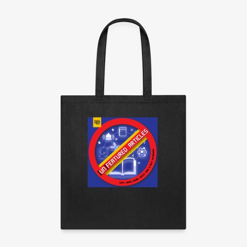 unFeatured Articles Cover - Tote Bag