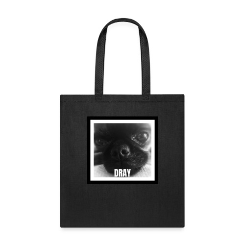 Drayconic Dog Frame Design - Tote Bag