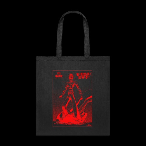 Checkers Asylum - Tote Bag