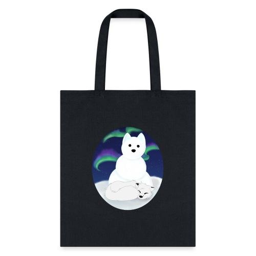 Arctic Aurora - Tote Bag