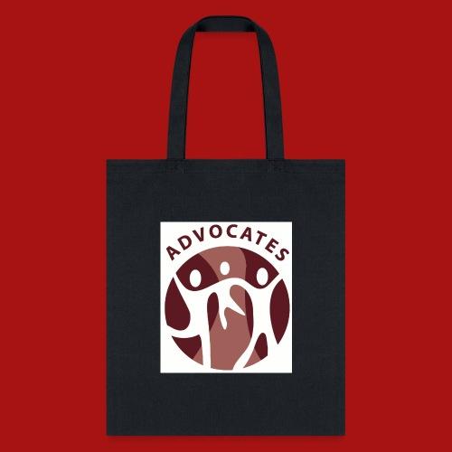 Advocates Logo VECTOR - Tote Bag