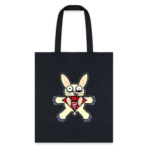 Bunny Autopsy - Tote Bag