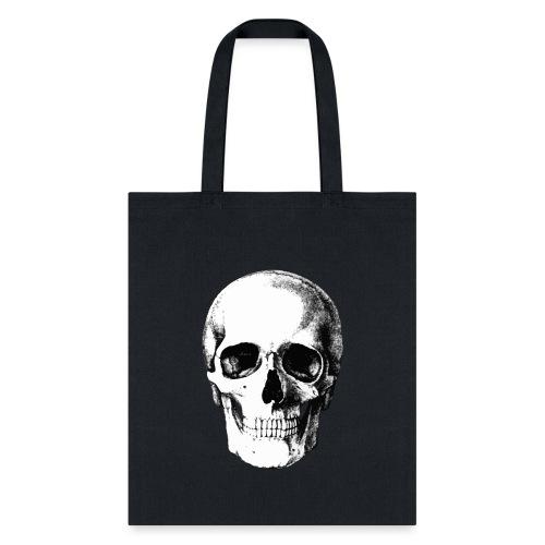Human Skull - Tote Bag