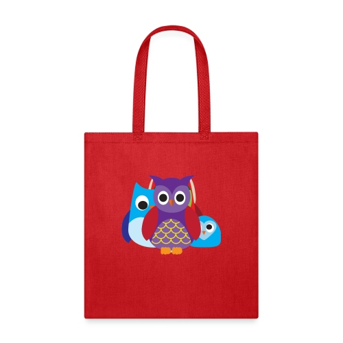 Cute Owls Eyes - Tote Bag