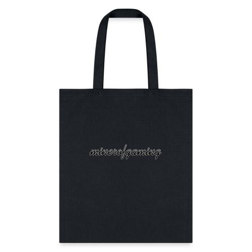 Minerofgaming Logo - Tote Bag