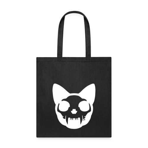 Cat Skull - Tote Bag