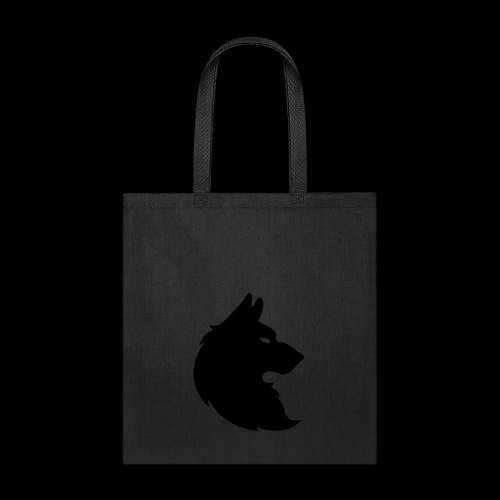 wolf trace - Tote Bag
