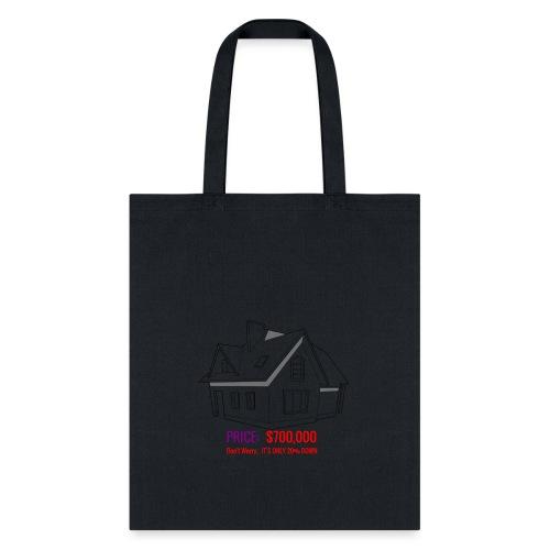 Fannie & Freddie Joke - Tote Bag