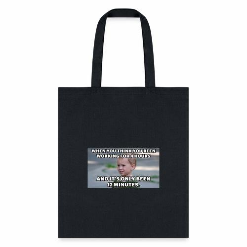 Working tee - Tote Bag