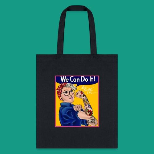Positively Lovett - Tote Bag