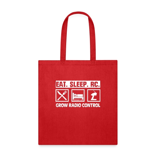 Eat Sleep RC - Grow Radio Control - Tote Bag