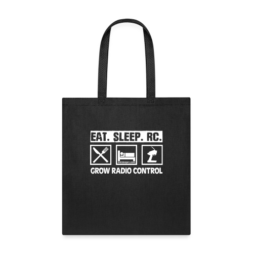 Eat Sleep RC - Grow Radio Control - Tote Bag
