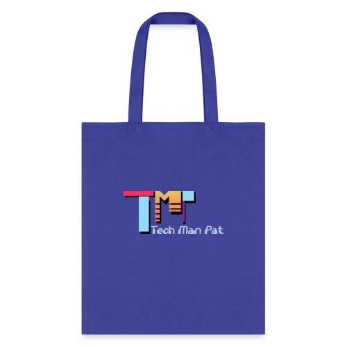 TechManPat Logo Large - Tote Bag