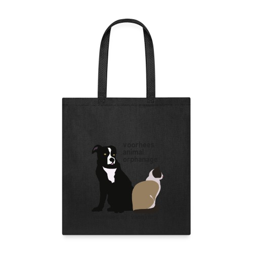 Dog and Cat - Tote Bag