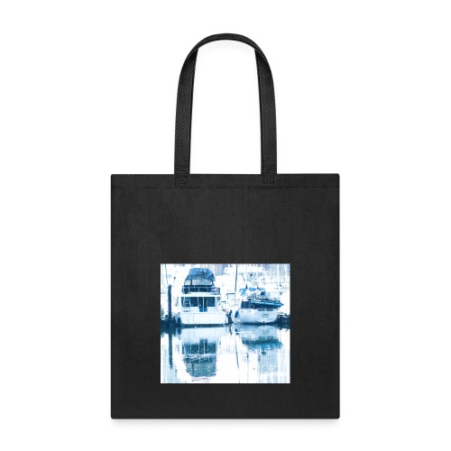 December boats - Tote Bag