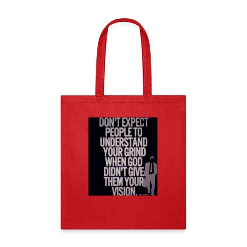 HUSTLE 10 - Tote Bag