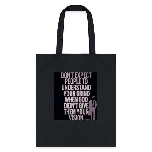 HUSTLE 10 - Tote Bag
