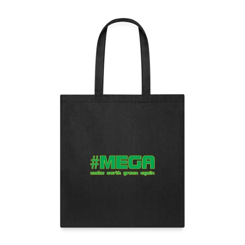 #MEGA - Tote Bag