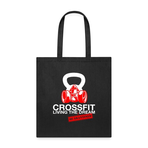 CROSSFIT LTQD - WHITE - Tote Bag