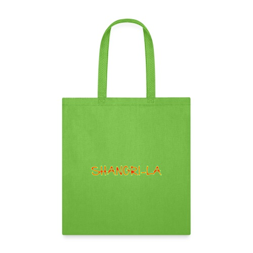 Shangri-La - Tote Bag