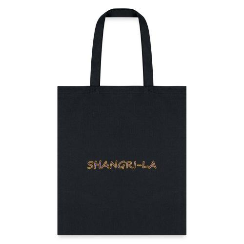 Shangri La gold blue - Tote Bag