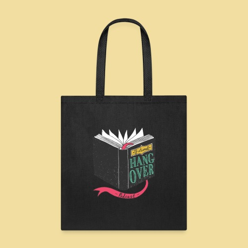 Fictional Hangover Book - Tote Bag