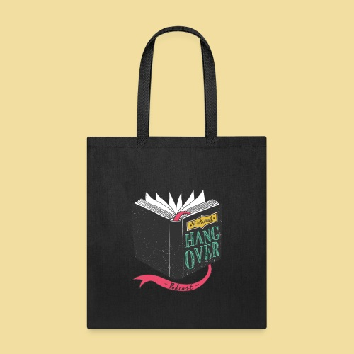 Fictional Hangover Book - Tote Bag