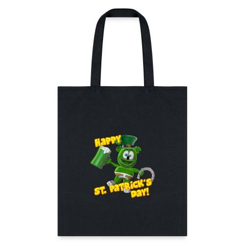 Gummibär (The Gummy Bear) Saint Patrick's Day - Tote Bag