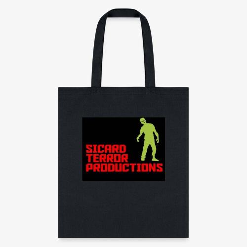 Sicard Terror Productions Merchandise - Tote Bag