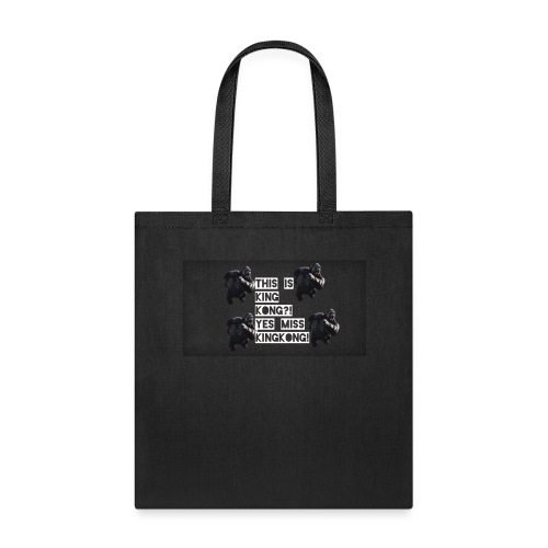 KINGKONG! - Tote Bag