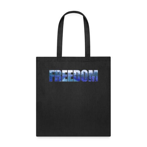 Freedom Photography Style - Tote Bag