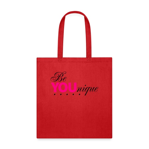 Be Unique Be You Just Be You - Tote Bag