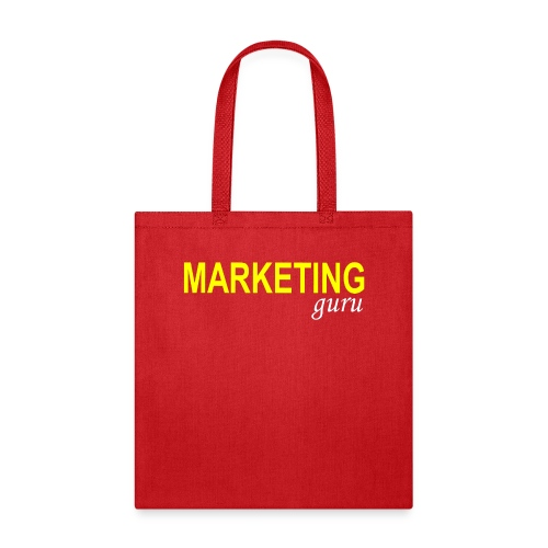 Marketing Guru - Tote Bag