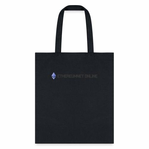 Ethereum Online light darkpng - Tote Bag