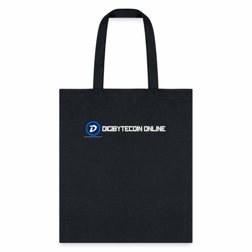 Digibyte online light - Tote Bag