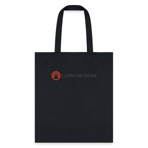 Cloakcoin online dark - Tote Bag