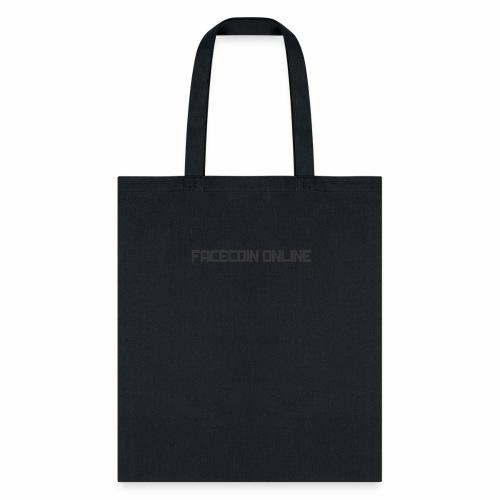 facecoin online dark - Tote Bag