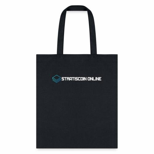stratiscoin online light - Tote Bag