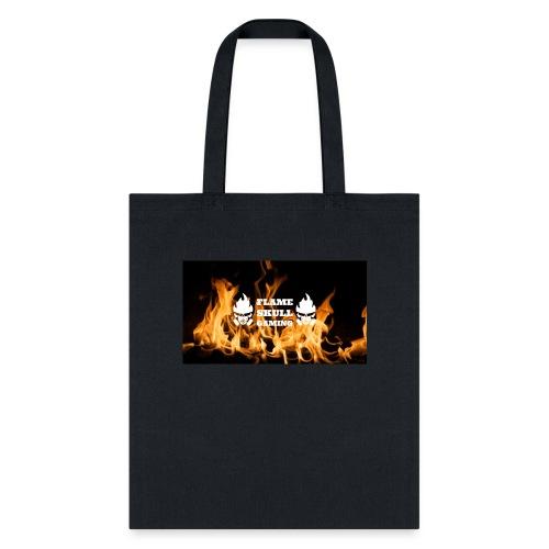 Flame Skulls Merchandise 2018- 2019 - Tote Bag
