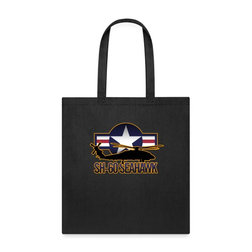 SH 60 sil jeffhobrath MUG - Tote Bag