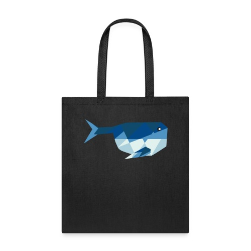 Sus the Whale - Tote Bag
