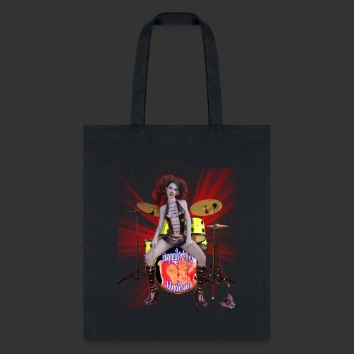 Happily Ever Undead: Bella Bloodlust Drummer - Tote Bag